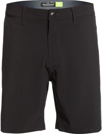 Quiksilver Union Amphibian 19 Shorts Men, musta