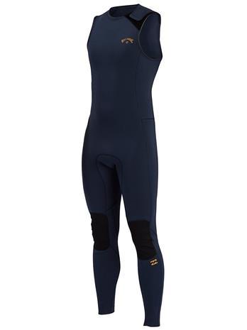Billabong Revo 2/2 Long John GBS Wetsuit slate blue Miehet
