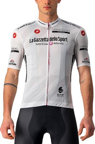 Castelli Giro d'Italia 104 Competizione SS Jersey Men, bianco