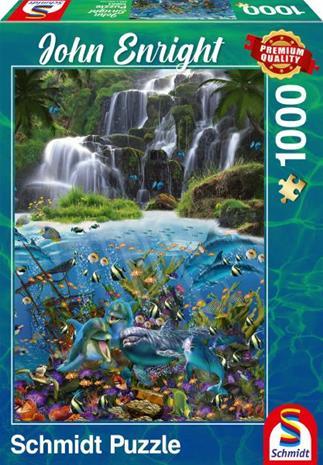 Schmidt John Enright: Waterfall 1000p palapeli