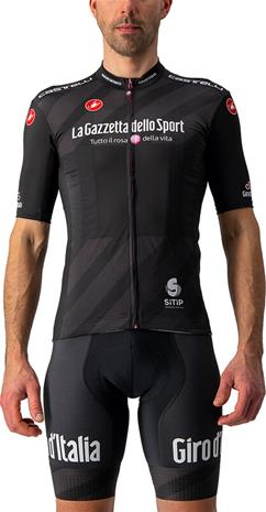Castelli Giro d'Italia 104 Competizione SS Jersey Men, nero