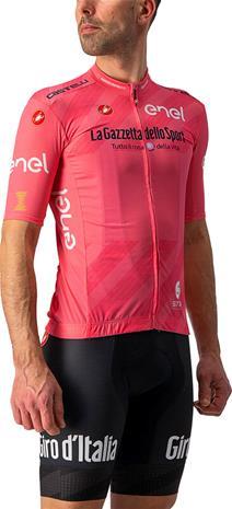 Castelli Giro d'Italia 104 Competizione SS Jersey Men, rosa giro