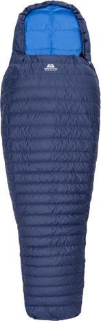 Mountain Equipment TransAlp Sleeping Bag Regular, medieval/lapis blue