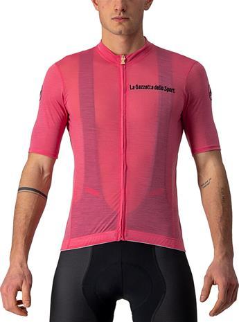 Castelli Giro d'Italia Maglia Rosa 90 Anni SS Jersey Men, rosa giro
