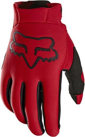 Fox Legion Thermo Gloves Men, punainen