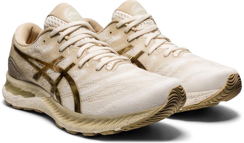 asics Gel-Nimbus 23 Shoes Men, beige/ruskea