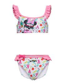 Disney Swimsuit 2 Pce Bikinit Valkoinen Disney WHITE