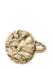 Pilgrim Ring Warmth Gold Plated Sormus Korut Kulta Pilgrim GOLD PLATED