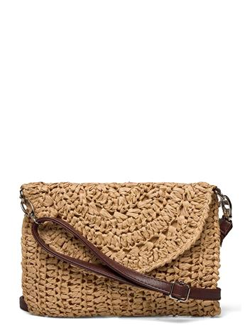 Pieces Pclinja Cross Body Sww Bags Small Shoulder Bags - Crossbody Bags Beige Pieces NATURE