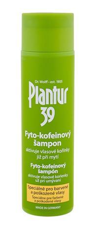 Plantur 39 Phyto-Coffein Colored Hair shampoo 250 ml