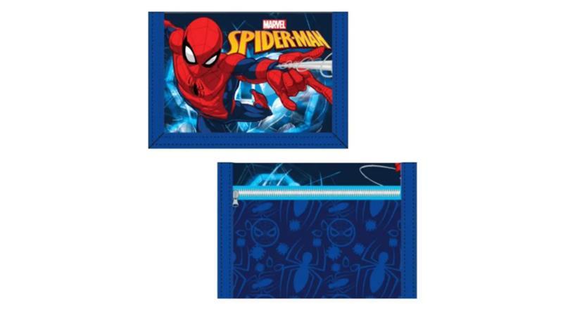 Disney Spiderman -lompakko, sininen