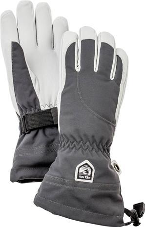 Hestra Heli Ski Female Gloves Harmaa 9