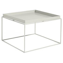 Hay Tray Table Pöytä, 60x60 cm, Warm Grey