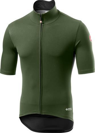 Castelli Perfetto RoS Light SS Jersey Men, vihreä