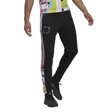 adidas Treenihousut Tiro LOVEMODE - Musta/Multicolor ENNAKKOTILAUS