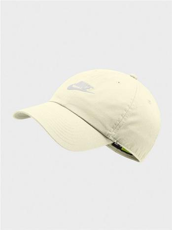 Nike U Nsw H86 Futura Wash Cap Coconut Milk