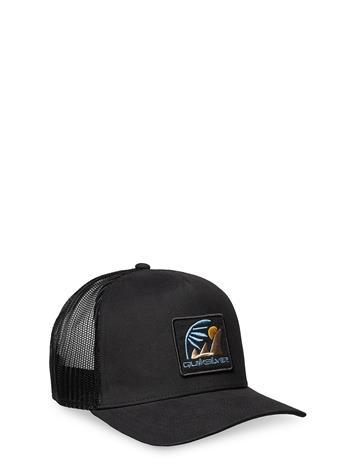 Quiksilver Breeze Please Accessories Headwear Caps Musta Quiksilver BLACK