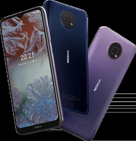 Nokia G10 32GB, puhelin