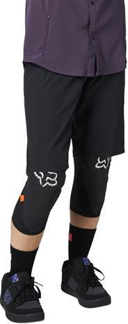 Fox Flexair Lite Shorts Women, musta