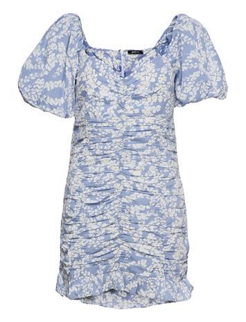 Gina Tricot Leah Dress Dresses Cocktail Dresses Sininen Gina Tricot BLUE SPOT (5025)