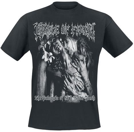 Cradle Of Filth - Supreme Vampyric - T-paita - Miehet - Musta