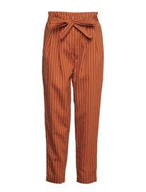 InWear Seth Carrot Pants Suoralahkeiset Housut Oranssi InWear GOLD FLAME
