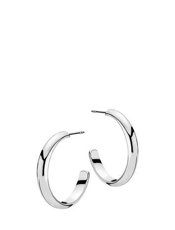 Izabel Camille Loop Large Accessories Jewellery Earrings Hoops Hopea Izabel Camille SHINY SILVER