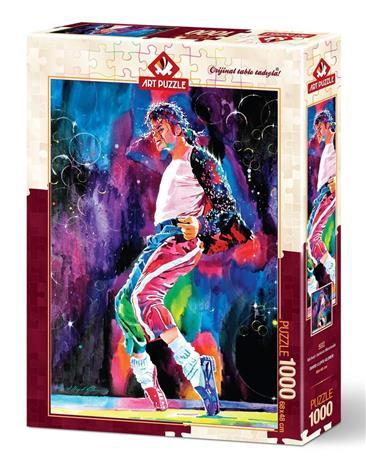 Art Puzzle Michael Jackson Moonwalker 1000p palapeli