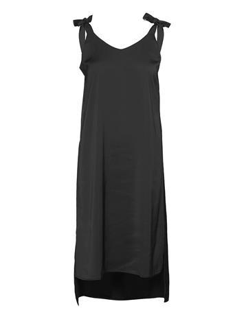 SPARKZ COPENHAGEN Lyall Dresses Everyday Dresses Musta SPARKZ COPENHAGEN BLACK, Naisten hameet ja mekot