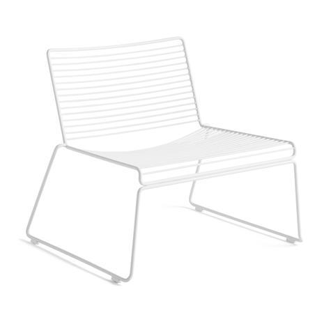 Hay Hay-Hee Lounge-Tuoli, Valkoinen