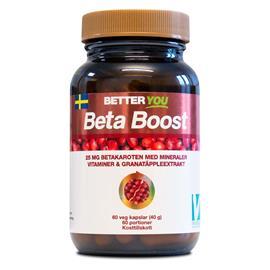 Better You Beta Boost, 60 caps