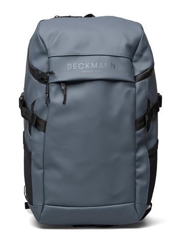 Beckmann of Norway Street Flx 30-35l - Blue Accessories Bags Backpacks Sininen Beckmann Of Norway BLUE