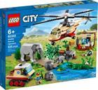 Lego City 60302, Villieläinten pelastusoperaatio
