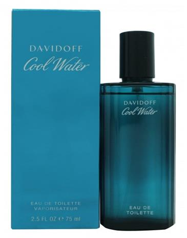 Davidoff Cool Water Eau de Toilette 75ml Suihke