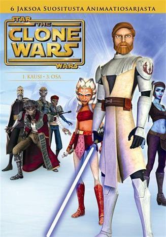 Star wars: The clone wars: kausi 1 osa 3, TV-sarja