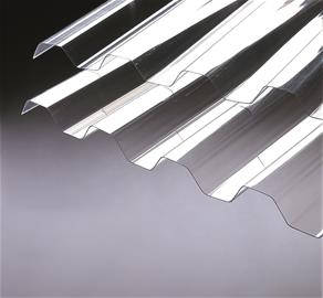 Valokate PVC Trapetsilevy 4000 x 1115 mm