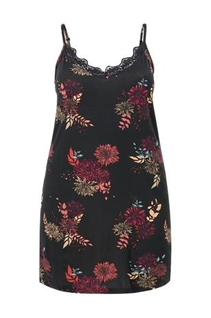 Zizzi Mekko mDelicate Lace Strap Dress