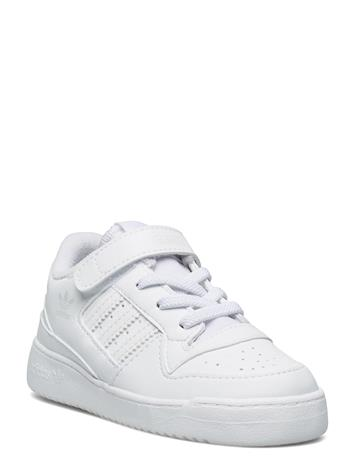 adidas Originals Forum Low I Matalavartiset Sneakerit Tennarit Valkoinen Adidas Originals FTWWHT/FTWWHT/FTWWHT