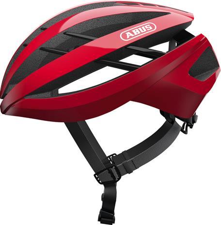 ABUS Aventor Pyöräilykypärä, punainen