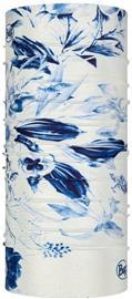 Buff Coolnet UV+ Monikäyttöhuivi, valkoinen/sininen, Miesten hatut, huivit ja asusteet