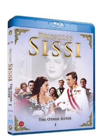 Princess Sissi: Kausi 1 (Blu-Ray), TV-sarja