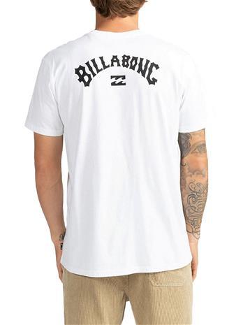 Billabong Arch Wave T-Shirt white Miehet