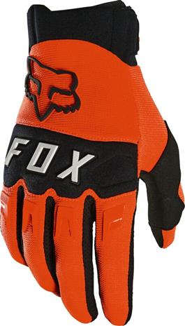 Fox Dirtpaw Pyöräilyhanskat Miehet, oranssi