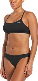 Nike Swim Essential Racerback Bikini Women, musta, Naisten uimapuvut ja bikinit