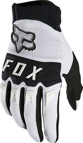 Fox Dirtpaw Pyöräilyhanskat Miehet, valkoinen