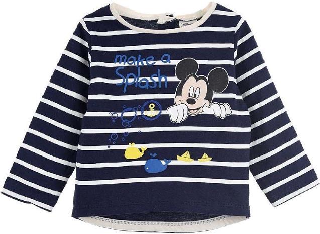 Disney Mikki Hiiri T-Paita, Navy, 12 kk