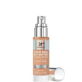 IT Cosmetics Your Skin But Better Foundation and Skincare 30ml (Various Shades) - 34 Medium Cool