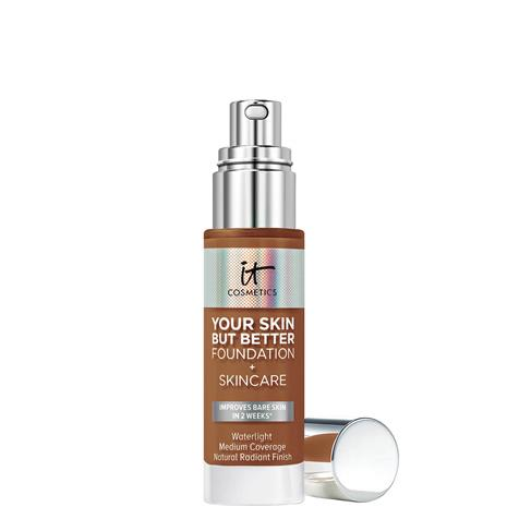 IT Cosmetics Your Skin But Better Foundation and Skincare 30ml (Various Shades) - 53 Rich Neutral