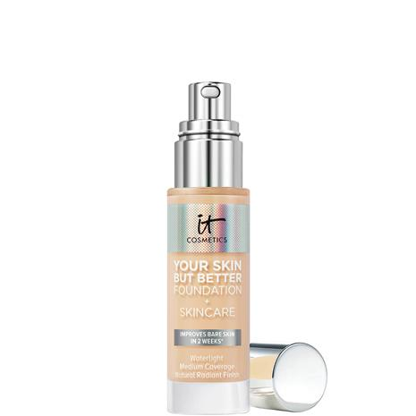 IT Cosmetics Your Skin But Better Foundation and Skincare 30ml (Various Shades) - 21 Light Warm