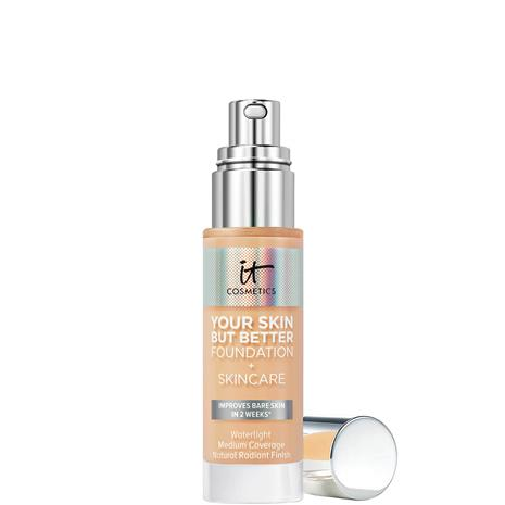 IT Cosmetics Your Skin But Better Foundation and Skincare 30ml (Various Shades) - 23 Light Warm